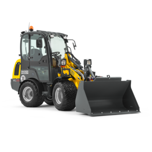 Articulated wheel loader WL25
