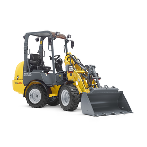 Articulated wheel loader WL20