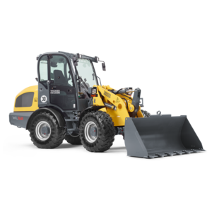 Articulated wheel loader WL52