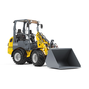 Articulated wheel loader WL20e