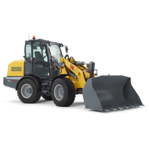 Articulated wheel loader WL70