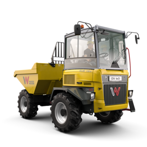 Wheel dumper DV60 dual view