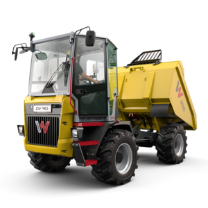 Wheel dumper DV90 dual view