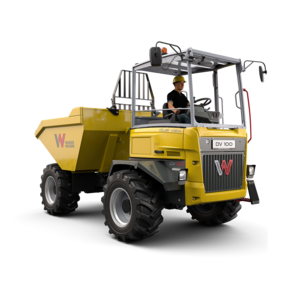 Wheel dumper DV100 dual view