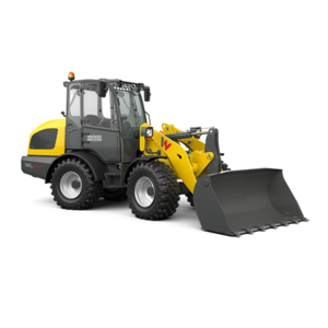 Articulated wheel loader WL44