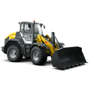 Articulated wheel loader WL110