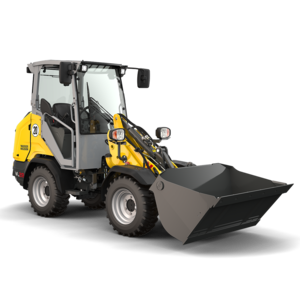 Articulated wheel loader WL28
