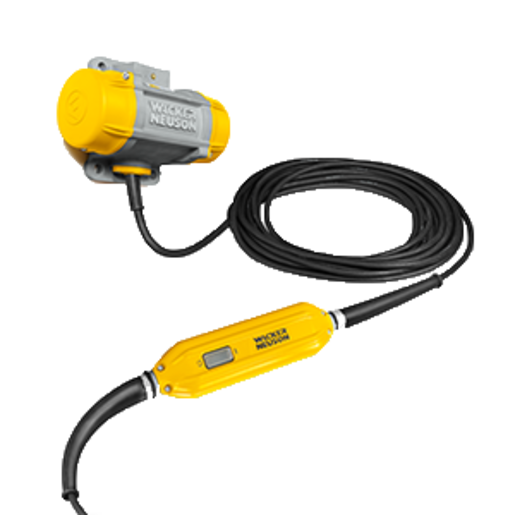 Ecternal external electric vibrator
